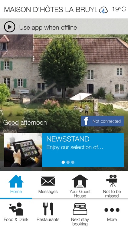 Guest&House : Network of exceptional guesthouses screenshot-3