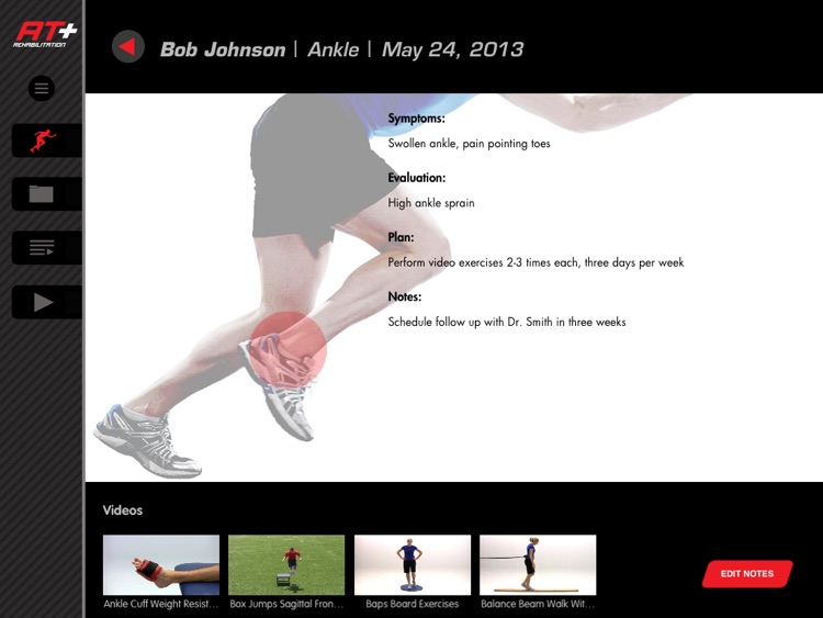 Athletic Trainer Plus: Rehab –Videos for Injury Rehab screenshot-3