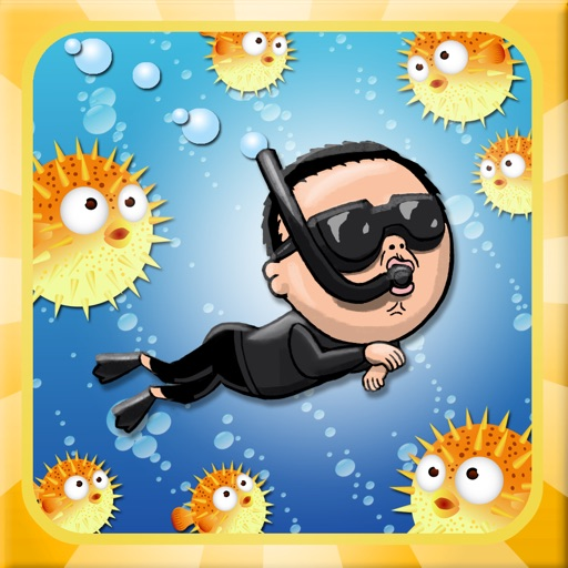 A Gangnam Dive - Pro Diving Game