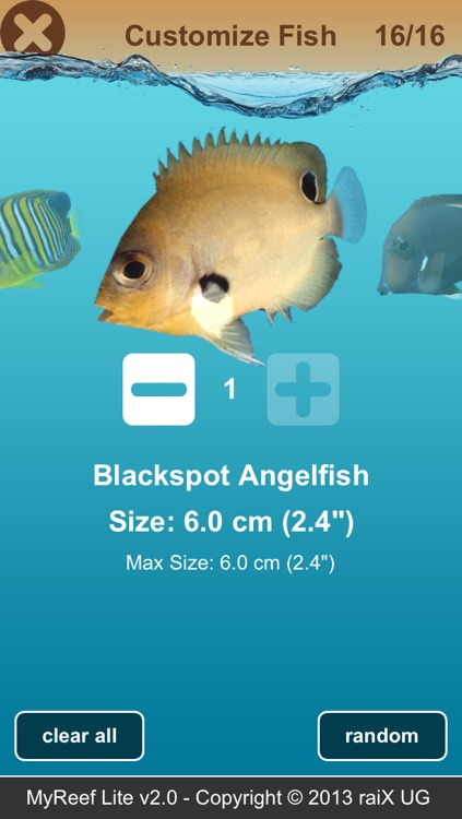 MyReef 3D Aquarium 2 Lite screenshot-2