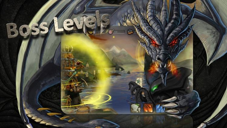 Vikings vs Dragons screenshot-4