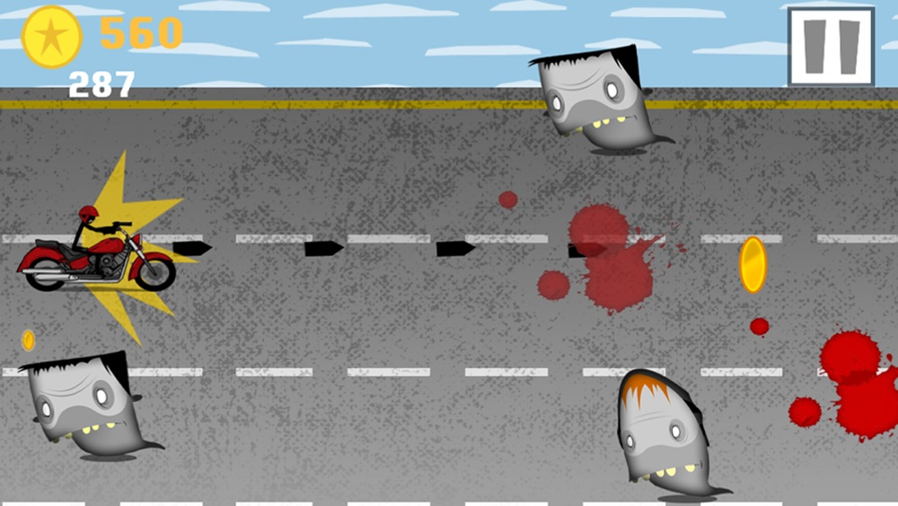 Stickman Streetbike Zombie Race Attack Free – Play Chicken Racing With Zombies! Cheat Codes