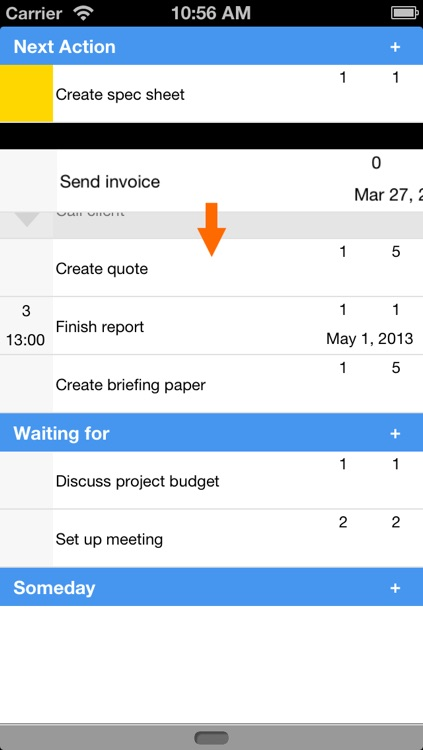 Taskmemo To-Do list screenshot-3