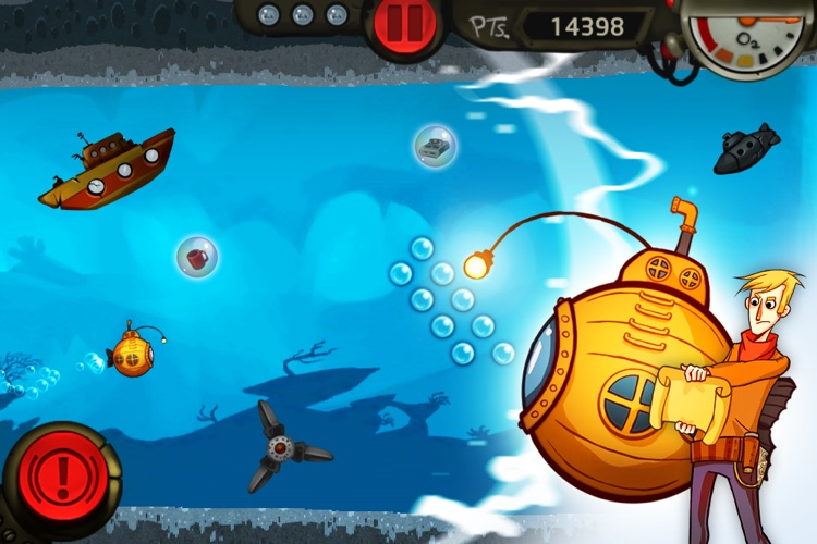 Nautilus - Nemo's Submarine Adventure screenshot-0