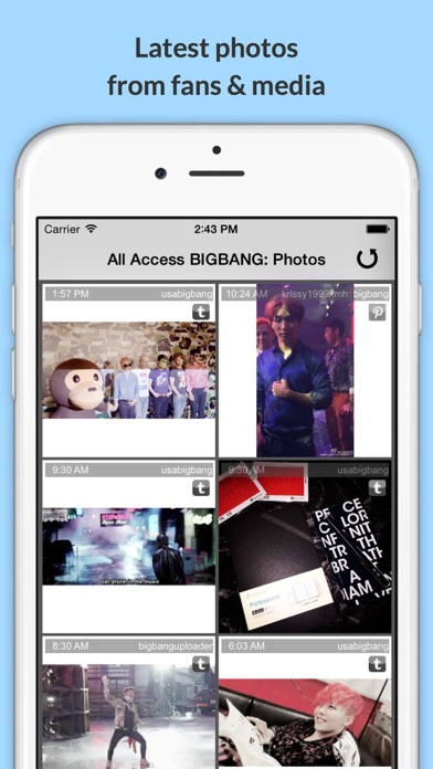 download All Access: BIGBANG Edition - Music, Videos, Social, Photos, News & More! apps 0