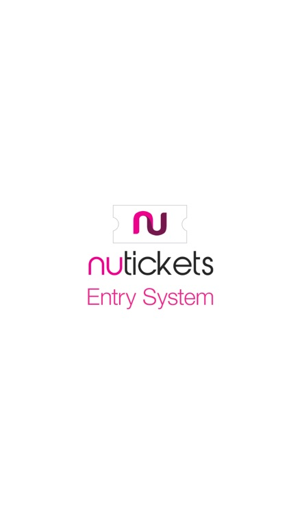 Nutickets Entry System screenshot-0