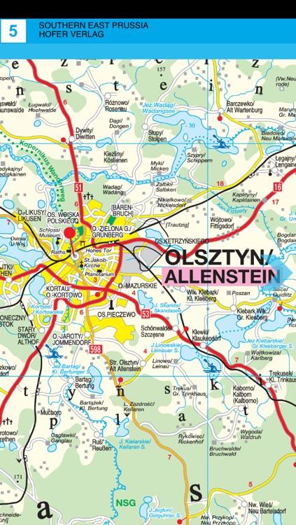 Poland. South East Prussia screenshot-3
