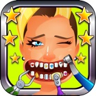 Aaah! Celebrity Dentist FREE- Ace Awesome Game for Girls and Boys icon