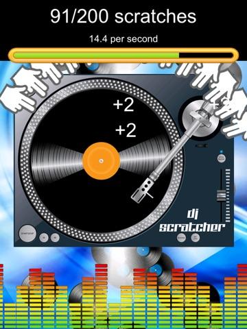 DJ Scratcher Tap Clicker Speed Mania Record Scratch Game-ipad-3