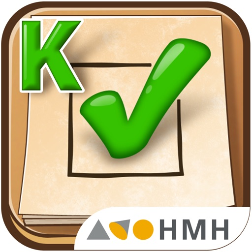 HMH Common Core Reading Practice and Assessment Grade K