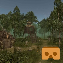 VR Relax Forest 3D Cardboard
