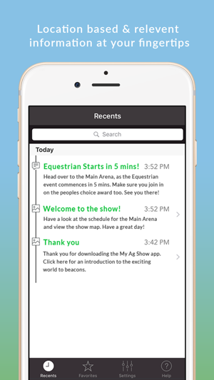 My Ag Show on the App Store