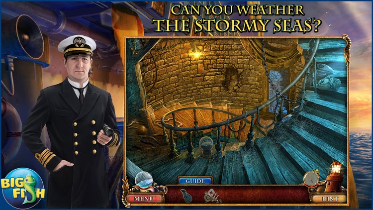 Sea of Lies: Tide of Treachery - A Hidden Object Mystery (Full) screenshot-0