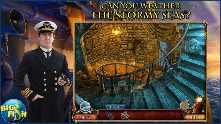 Sea of Lies: Tide of Treachery - A Hidden Object Mystery (Full) screenshot-0