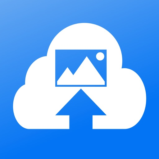 Upload photos to the cloud and Delete -WarpPoint-