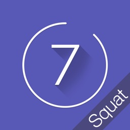 7 Minute Squat Workout ~ A perfect firm butt exercises in 7min