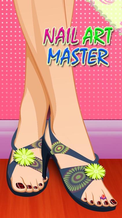 Fashion Nails Art Salon screenshot-3