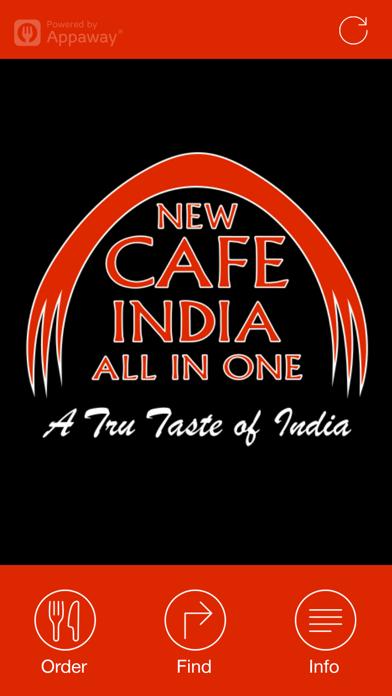 New Cafe India, Govan, Glasgow screenshot one