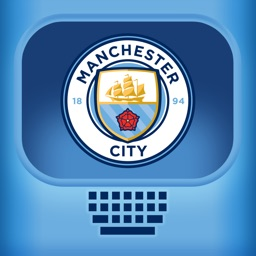 Manchester City FC Official Keyboard
