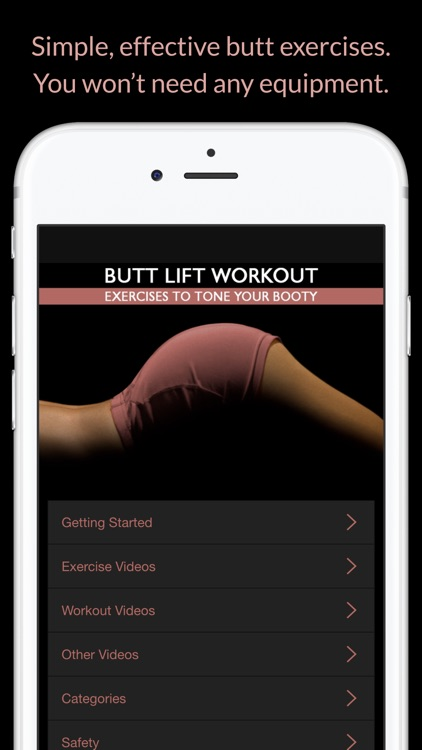 Butt Lift Workout: Exercises to Tone Your Booty
