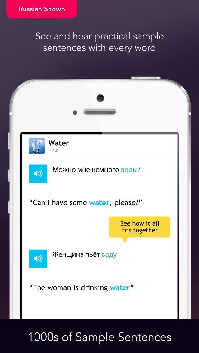 Learn Czech - Free WordPower screenshot four