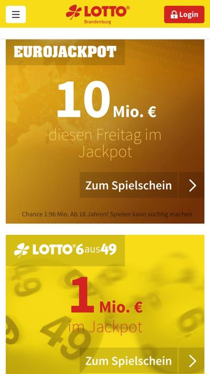 Land Brandenburg Lotto