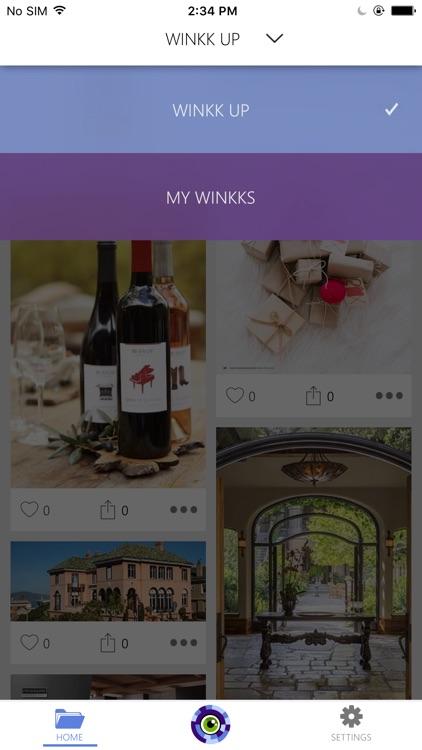 Winkkode Reader - Clicking Emotion Into Action