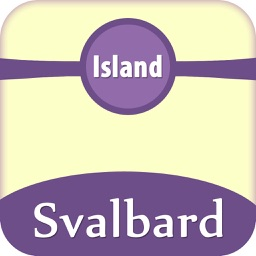 Svalbard Island Offline City Travel Guide