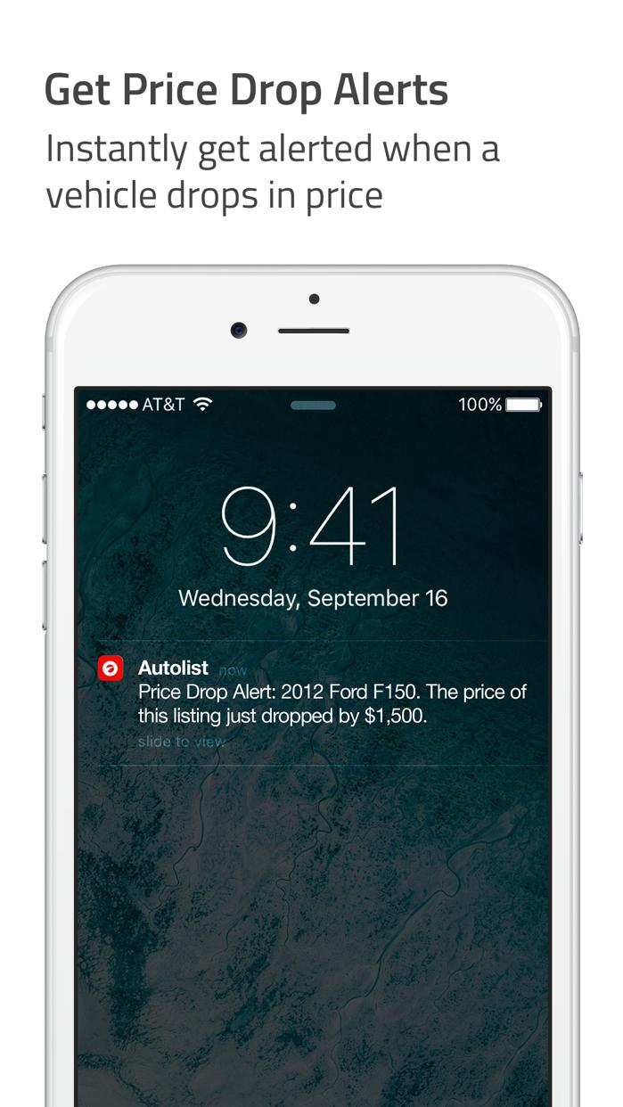 Autolist - Used Cars for Sale Screenshot