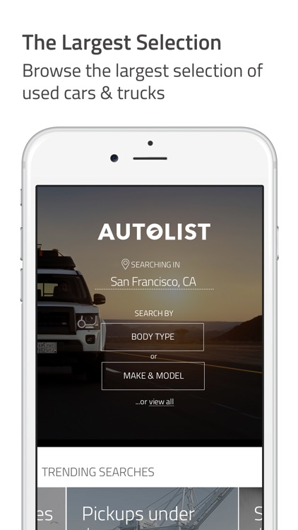 Autolist - Used Cars for Sale
