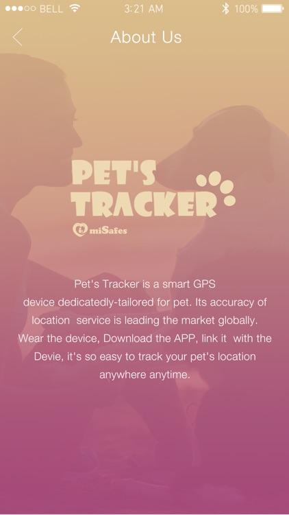 Pet's Tracker screenshot-4