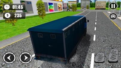 Super-Market Prison Escape 3D: Police Chase & Truck Driving Game screenshot three