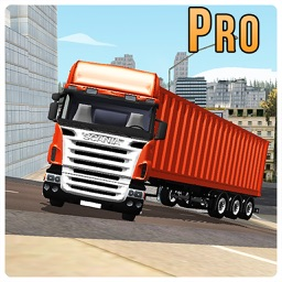 Cargo Trailer Transport Truck: Grand Truck Driving and Parking Simulator PRO Edition