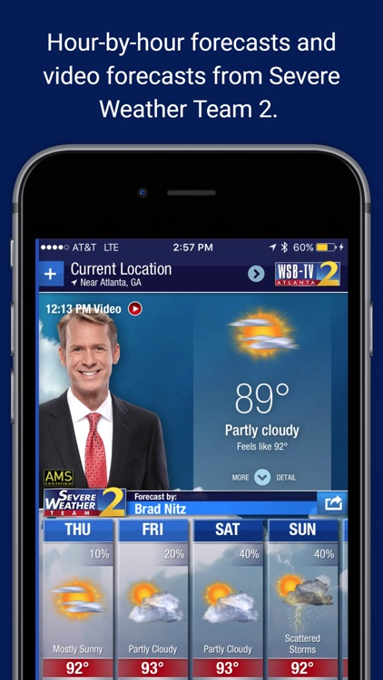WSB-TV Weather screenshot-4