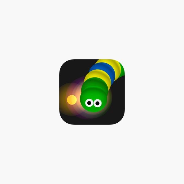 Snake Spiele - Hungrige Schlacht Wurm Essen Farbe Punkt Skins im App ...