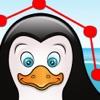 点つなぎキッズのためのどうぶつたちパズルゲーム - 幼稚園幼児この無料アプリでリーンひらがな、アルファベットと数字