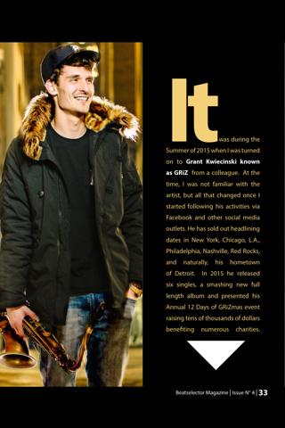 BEATSELECTOR Magazine - náhled
