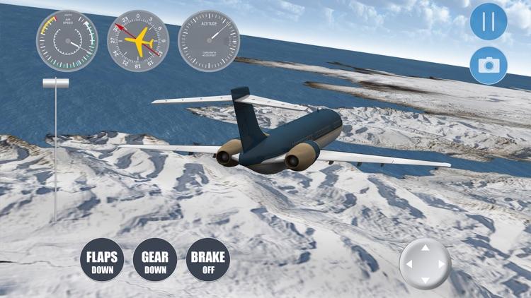 Iceland Flight Simulator screenshot-4