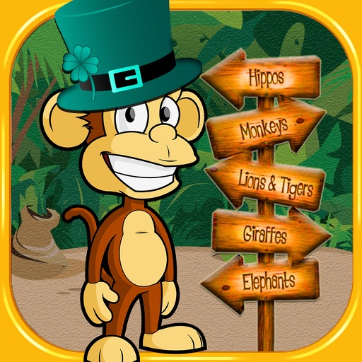 Animal Wonder Zoo & Farm Sounds - Sound for Toddlers and Preschool bebe & Kids iOS App