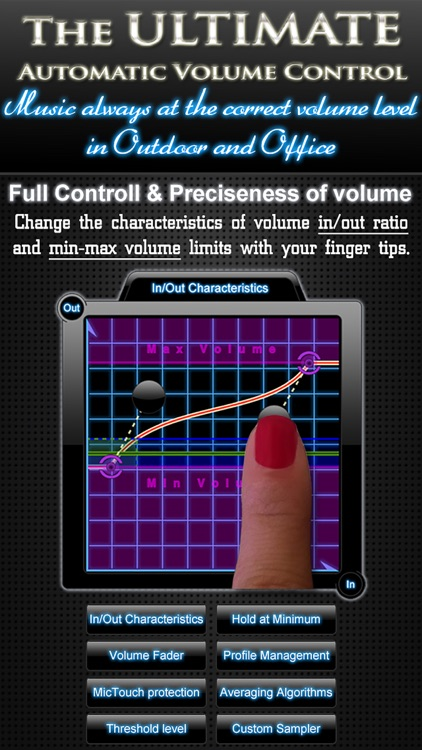 AutoVolume ~ Automatic Volume Control screenshot-2