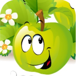 Apple Face Link - A fun & addictive puzzle matching game