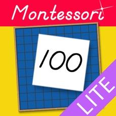Activities of Montessori rekenmaterialen – Het honderdbord Lite