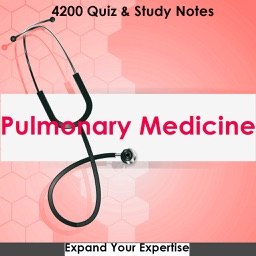 Pulmonary Medicine Exam Review : 4200 Quiz & Study Notes