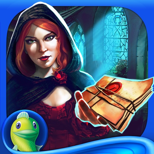 Immortal Love: Letter From The Past Collector's Edition - A Magical Hidden Object Game icon