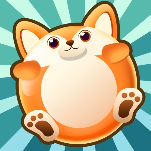 Cute Fat Animals - Critter Color Pop Chain Puzzle Game FREE