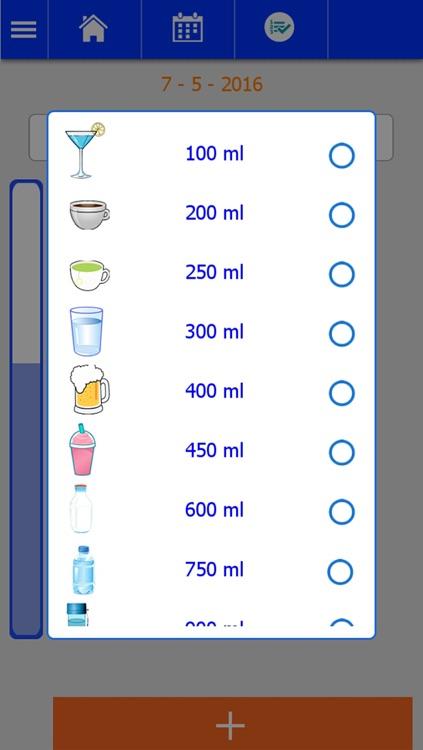 Water, H2O Reminder screenshot-3