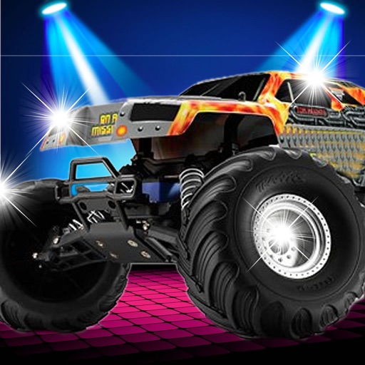 A Tournament Offroad - Extreme Speed Monster Truck