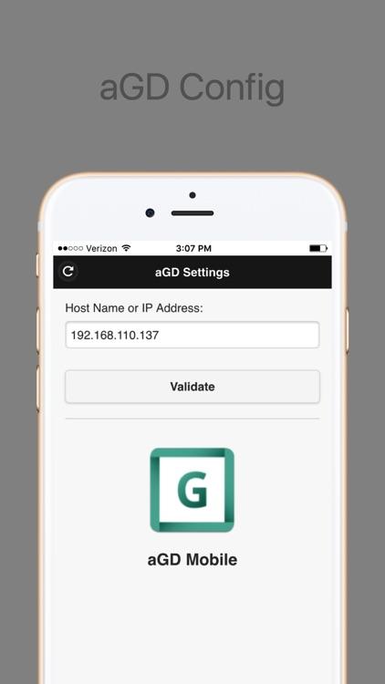 aGD Mobile screenshot-4