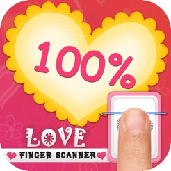 love finger scanner prank on the app store