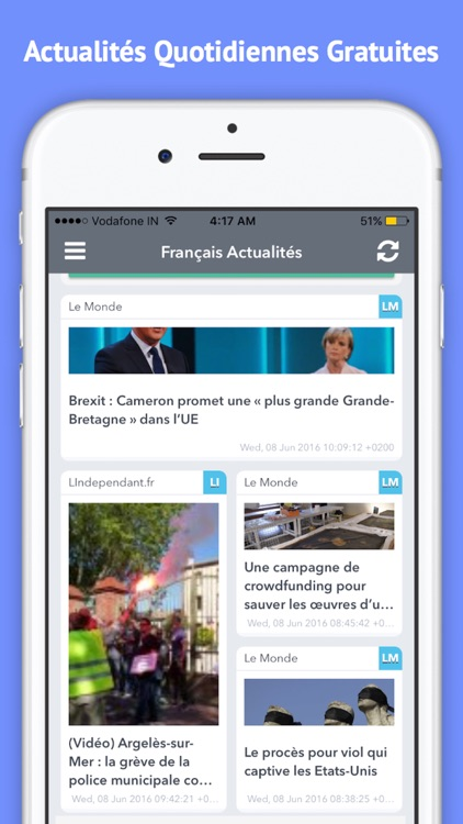 French News - Breaking Latest News from France